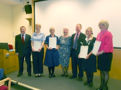 Awards For Spencer Private Hospital Staff