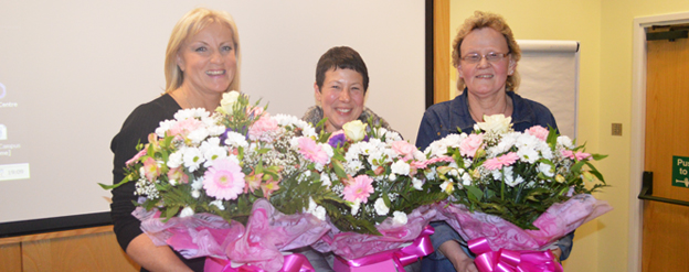 Spencer Private Hospital's Staff Receive Appreciation For Long Service