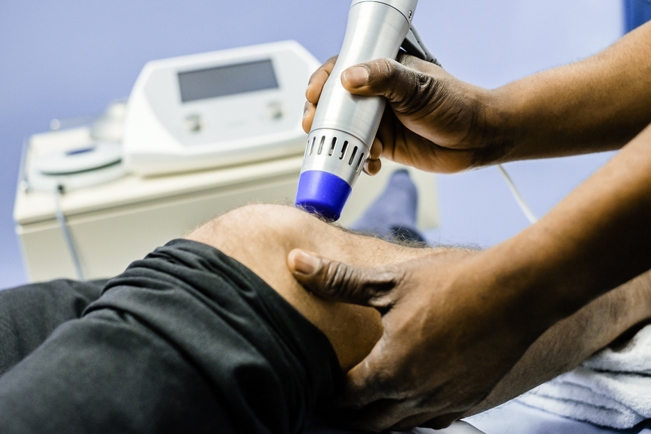 Common sports conditions treated by Shockwave Therapy