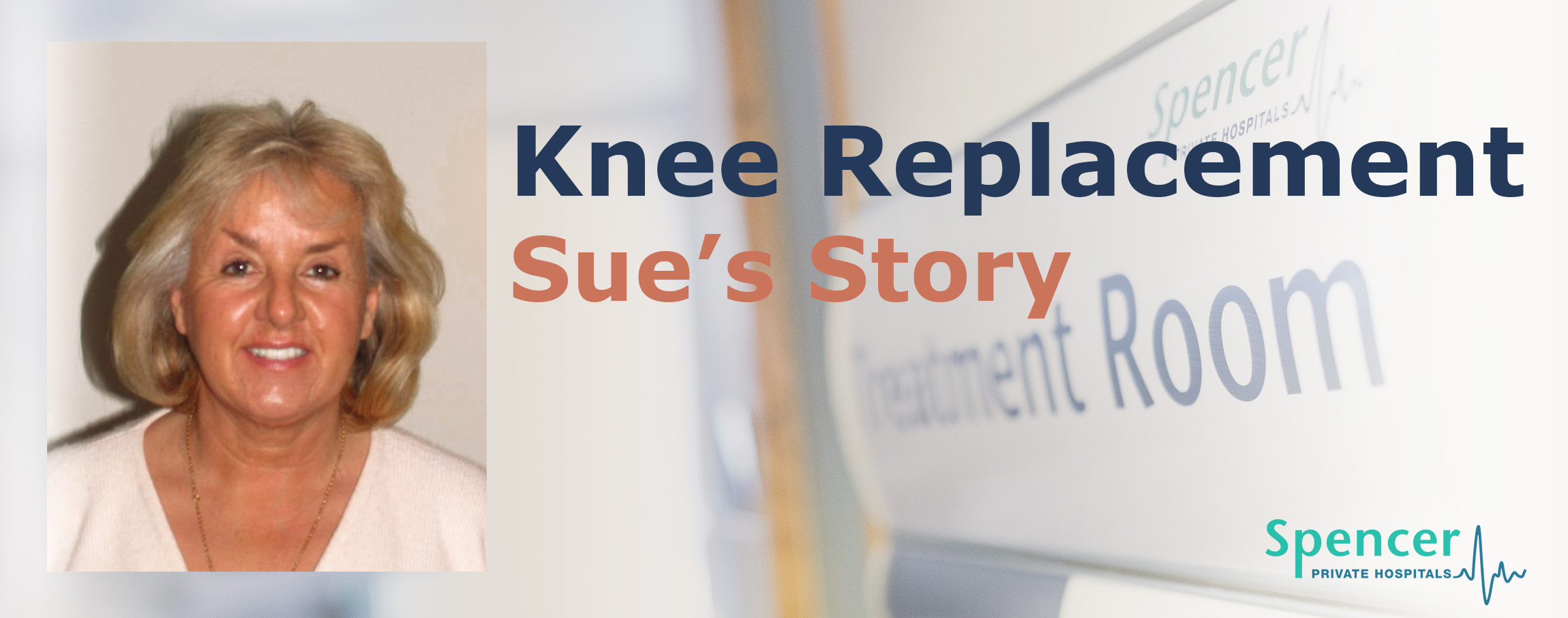 Total Knee Replacement - Sue's Story